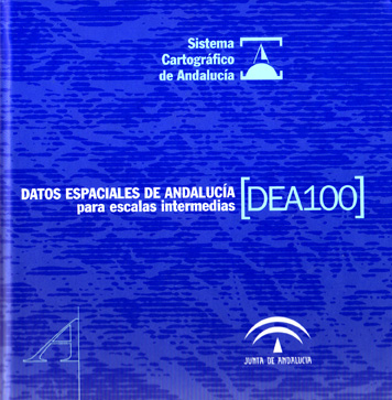 Portada de Datos Espaciales de Andalucía