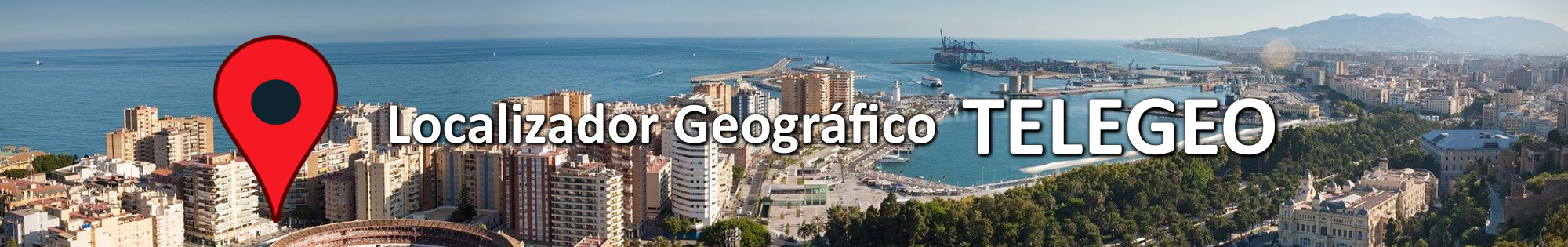 Localizador Geográfico Telegeo