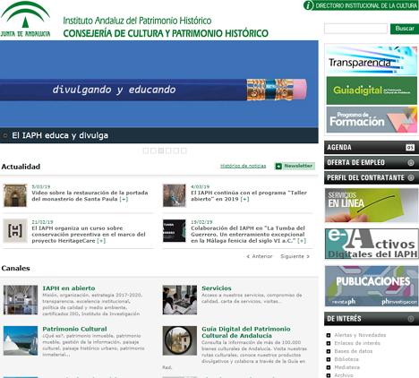 Instituto Andaluz del Patrimonio Histórico